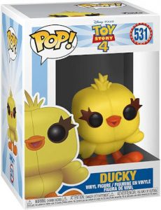Funko Pop Ducky Toy Story