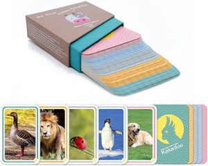 Cartas educativas de animales