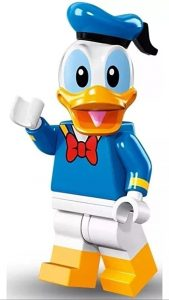 Figura Lego Donald Duck