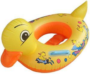 Flotador de pato para niño
