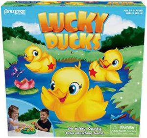 Juego Lucky Ducks