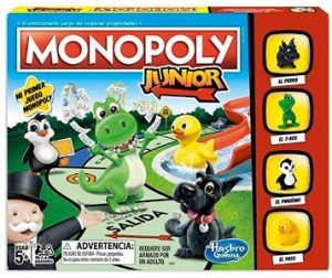 Monopoly Junior español