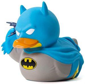 pato de goma batman azul