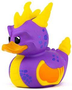 pato de goma Spyro