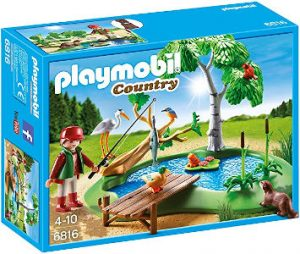 Lago de Playmobil