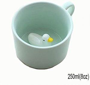 taza con pato